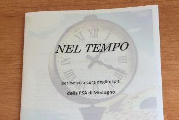 Gruppo Villa Argento residenze sanitarie giornalino