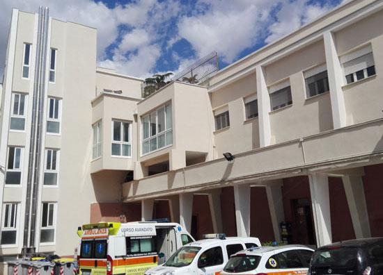 residenze sanitarie integrate Puglia sede
